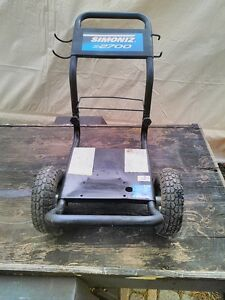 POWER WASHER CART SIMONIZ 2700
