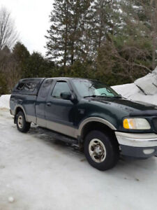 2001 Ford F 150 For sale for Parts