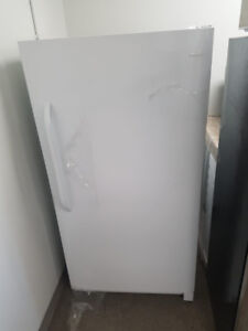 Brand new open box freezer