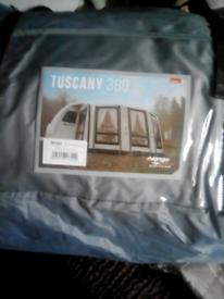 Vango Tuscany 380 air awning 2021