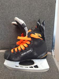 Bauer Youth Hockey Skates