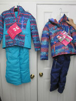 """Snowsuits, """"xmtn"""" Girls size 10, BNWT (2 available)"""