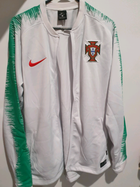 New Portugal soccer football worldcup warmup jacket coat