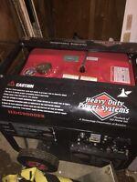 9000 kW generator.