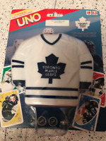 Brand New - Toronto Maple Leafs Uno Card Game (112 cards)