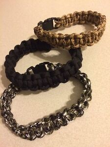 Paracord bracelets Cambridge Kitchener Area image 2
