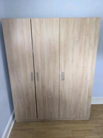 Wadrobe 3 Doors IKEA