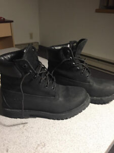 Timberland noires - Femme - Taille 7