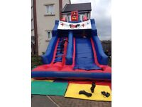 16 foot commercial bouncy castle slide for sale