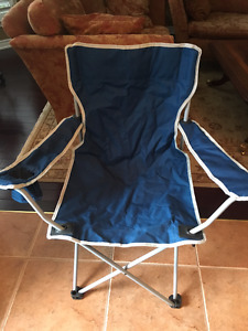 6 Camping Chairs - Never Used
