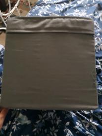 Grey IKEA storage box