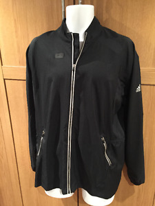 Adidas running jacket and warm up jacket - mens