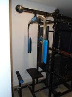 York mega gym 2600