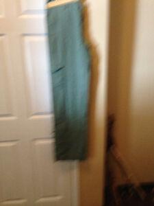 100 percent linen pants