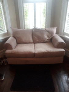 Loveseat - Tan - Great Condition