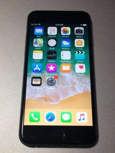 Space Grey Apple iPhone 6 64 GB - UNLOCKED