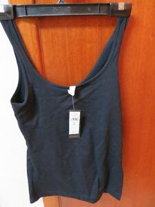 BNWT Banana Republic Black Tank Top Extra Small