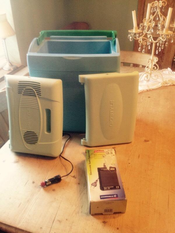 For Sale Electric Cool Box