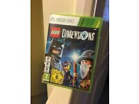 Lego dimensions set up with disc