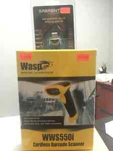 Barcode scanner for sale brand new never used