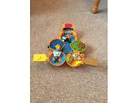 Octonauts Mini play sets