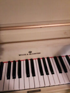 Willis and Company Upright PIANO