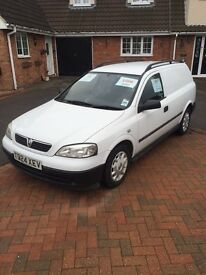 Vauxhall Astra Automatic Diesel turbo immaculate