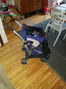 Kelty stroller / backpack baby carrier