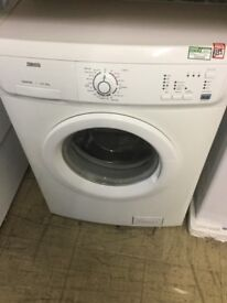 Zanussi Washing Machine With 1600 spin ,