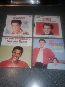 Elvis Presley 45 records