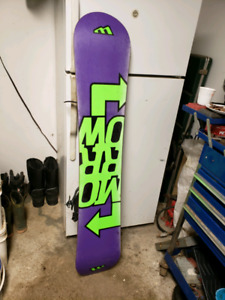 Used snowboard forsale as is.