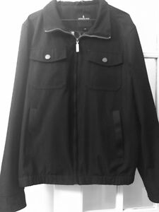 Like new men's spring jacket - Size L