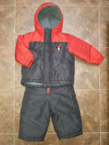 Carter's Snow Pants and Jacket in Size 24 Months