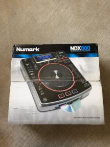 Numark NDX800 Mixer