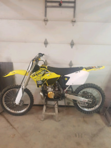 2003 Rm 250 2 Stroke