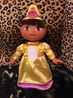 Princess Dora doll