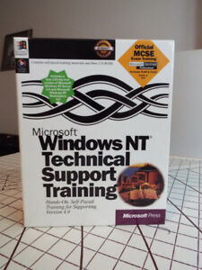 Windows NT Techincal Support Training