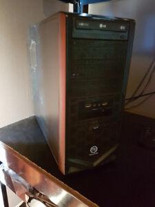 PUISSANT PC GAMER INTEL i7 + GTX 1060 6GB + SSD + 16GB +JEUX