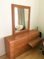 Grande Commode et Grand Miroir
