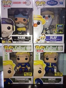Selling Various Funko Mystery Minis, Rock Candy and Pop!