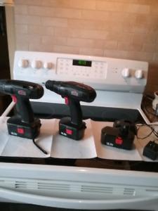 2 Job mate drills