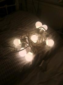 Ikea rope lights