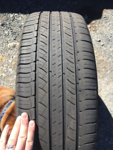 4 Michelin SUV/Crossover Tires  245/50/20 Like New Sold PPU