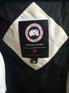 WHITE CANADA GOOSE JACKET (best offer takes it)