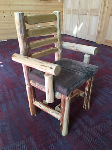 Log Dining Chairs