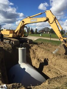 SEPTIC SYSTEMS, HOLDING TANKS, WATER CISTERNS, PUMPS Edmonton Edmonton Area image 7