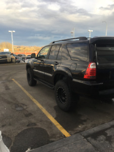 06 Toyota 4Runner Limited V8 Engine *RARE*