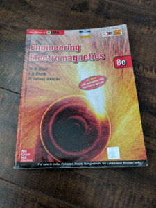 Engineering Electromagnetics Eigth Edition