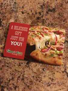 $20 Toppers Pizza Gift Card