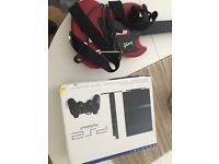 PlayStation 2 w/ Guitar Hero controller plus games